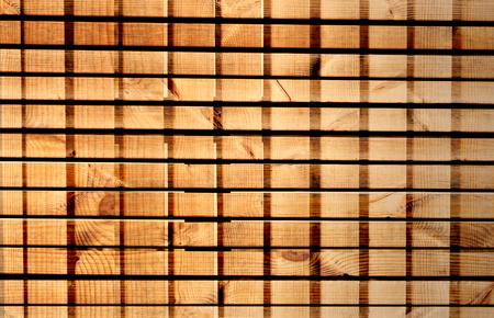 木製の壁の片のマクロ表面の写真 写真素材