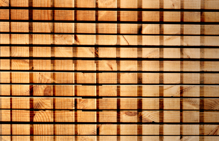 Photo of a macro surface of a wooden wall fragment Imagens