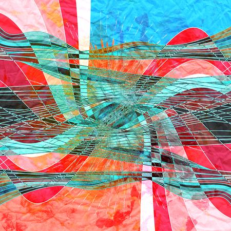 Samenvatting gekleurde achtergrond Stockfoto