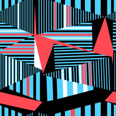 Nahtloses schönes geometrisches Muster