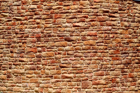 Macro brick background beautiful wall
