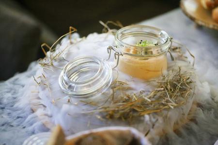 Photo of a macro delicious hummus snack 版權商用圖片
