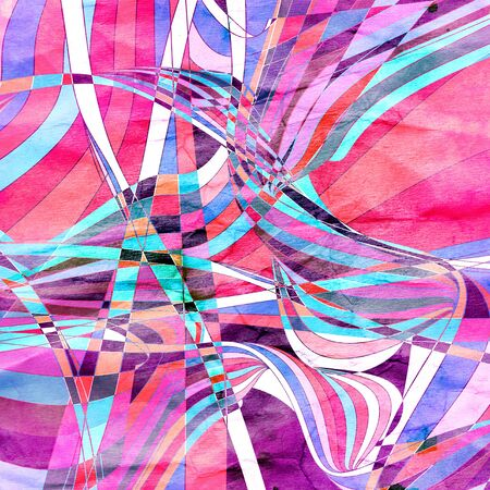 Abstract different multicolored beautiful background