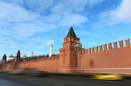 Photo magnificent views of Moscow Kremlin