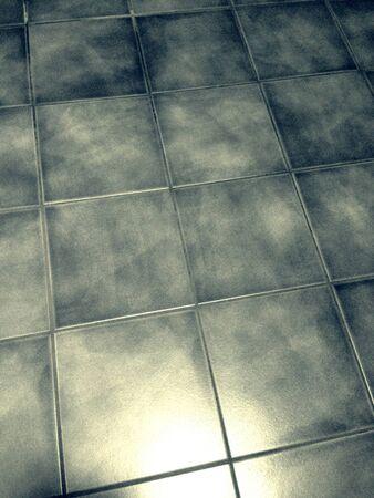 tile: Gray floor