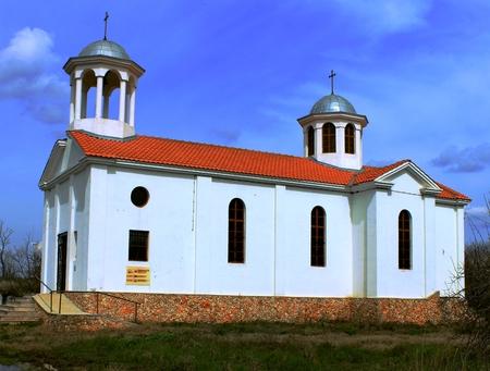 bulgarian: Bulgarian village church