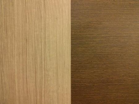 two tone: Two tone wooden door.