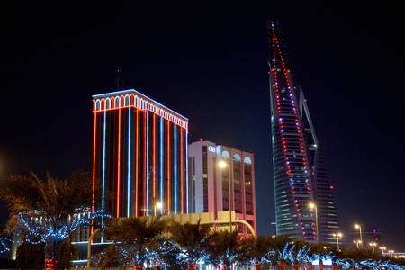 Pictures of Manama Bahrain