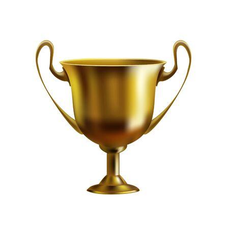 medalist: Cup award vector icon