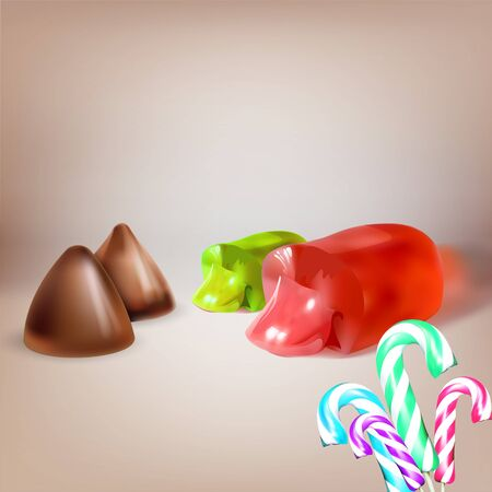 sucking: candy, jelly filled, liquid filling, sucking candy, cut, icon, isolated object vector, lollipop