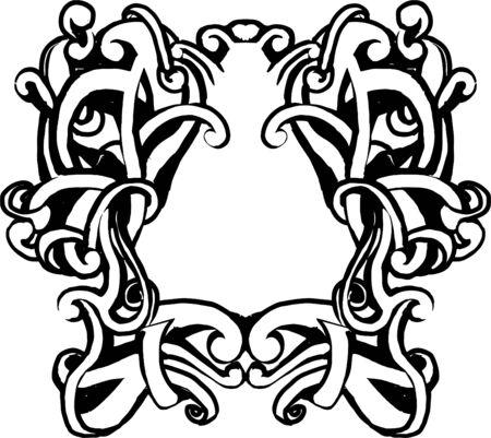 Vintage design vector illustration