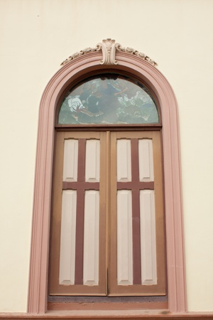 arch window photo