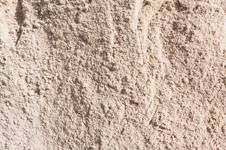 Sand background, top view Stock Photo - 17664806