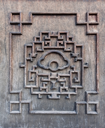 wood carvings: Chinese Traditional wood carvings