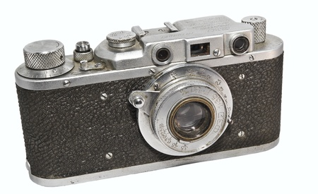 felix: JAN 7, 2012 - Soviet rangefinder camera FED-NKVD. This camera was produced between 1934-55 years, this number produced in 1939 on the Felix Dzerzhinskys Kharkov labour commune