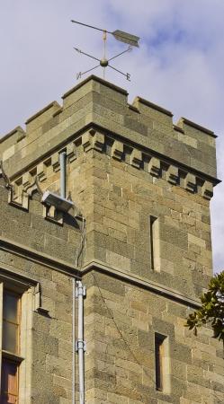 Torre del Vorontsov palazzo Alupka, Crimea Editoriali