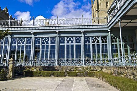Serra del Palazzo Vorontsov, Alupka, Crimea