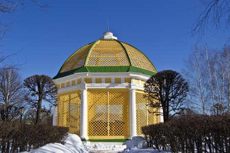 Aviarium in Kuskovo Editoriali