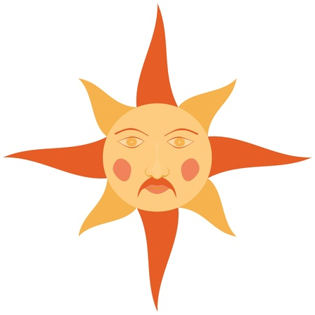 Impersonate Sun or Sun God