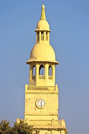 gujarat: Clock tower in Porbandar, Gujarat