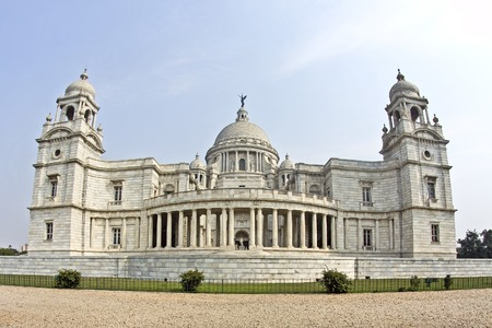 calcutta: Memorial of Queen Victoria in Calcutta