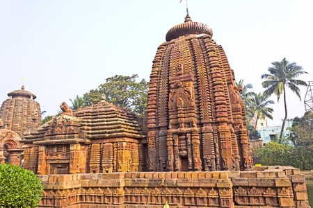 Ancient temple of Shiva Mukteshwar in Bhubaneshwar