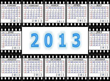 terrena: Un calendario nel 2013 � l'inglese in un film