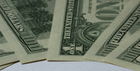a lot of paper money as a background photo