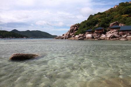 nangyuan: Nangyuan island Stock Photo