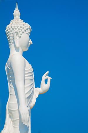 hintergrund himmel: wei�e Buddha Hintergrund Himmel