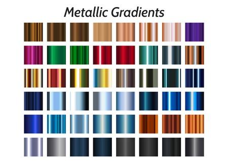 Metallic Gradients
