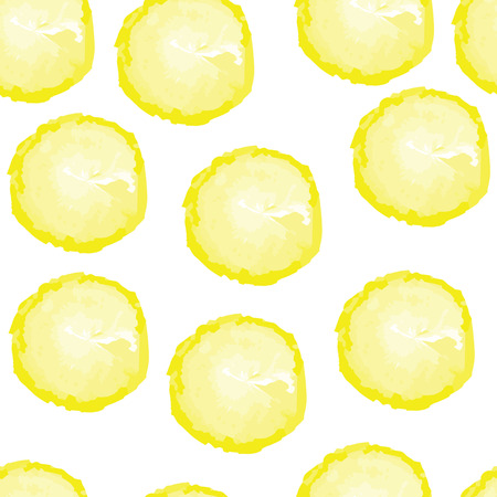 limon: Seamless pattern with lemons
