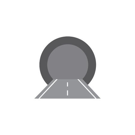 illustration of the tunnel