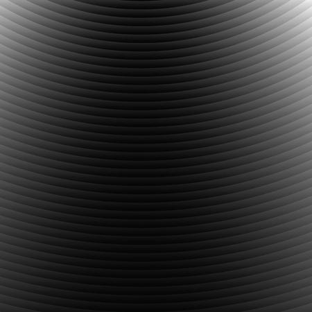 Dark gray ridge background with backlight. Vector illustration.