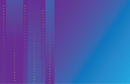 Trend gradient geometric background. Vector illustration. Illustration
