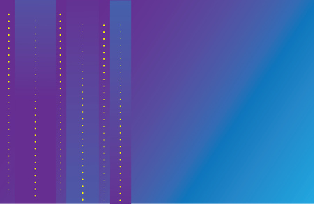 Trend gradient geometric background. Vector illustration.  イラスト・ベクター素材
