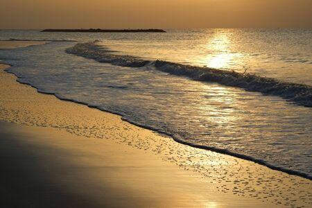 sand harbor: coast, sunrise, sand, night, orange, summer, sun, twilight, clouds, sunshine, wave, beach, gold, beauty, sunset, bay, sky, scenic, sea, beautiful, background, water, nature, gloucester, vacation, atlantic, landscape, ocean, harbor