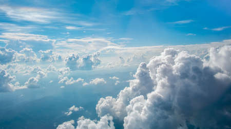 cumulus: sky and clouds