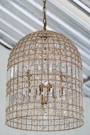 ceiling: Ceiling light Stock Photo