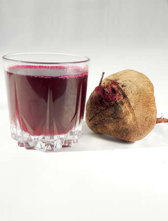 beets: The juice with beets