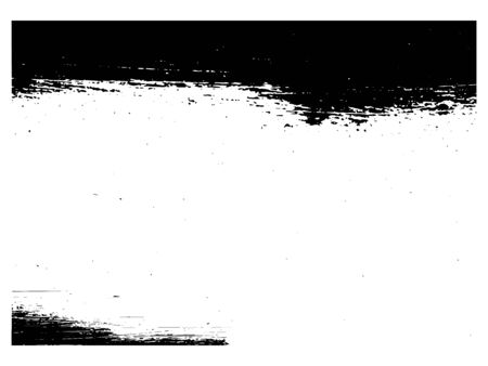 Grunge overlay texture. Dirty grain dust vector frame background.