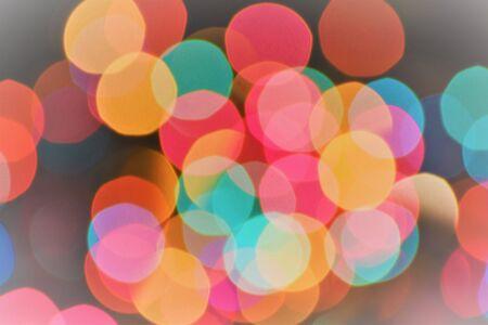 GLOD: abstract bokeh background Stock Photo