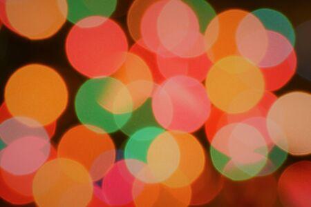 GLOD: colorful bokeh