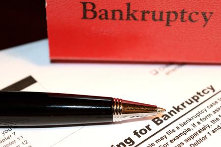 bankructwo Zdjęcie Seryjne