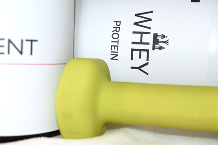 whey protein Stok Fotoğraf