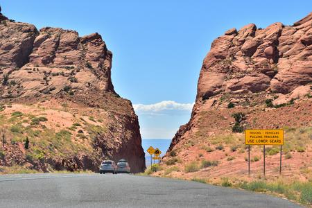 Roadtrip in arizona