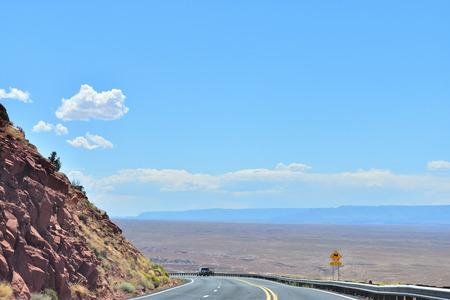 landscap in arizona Stok Fotoğraf