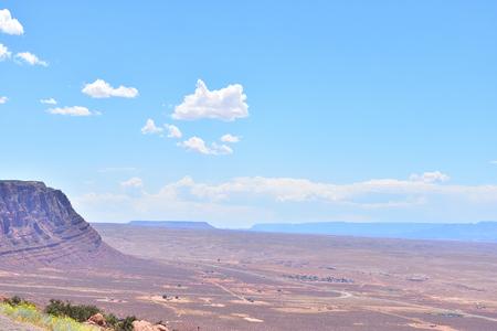 landscape in arizona