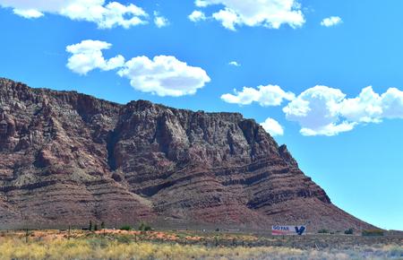 mountain rock in arizona