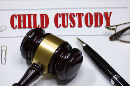 Child custody is a legal term regarding guardianship which is used to describe the legal and practical relationship between a parent or guardian and a child in that person'scare.